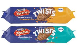 New flavour combos with McVitie's Digestive Twists