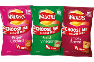 Walkers retains classic favourites