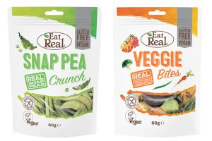 Eat Real unveils new vegan snacks