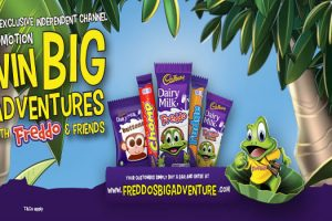Freddo's summer (sales) adventure