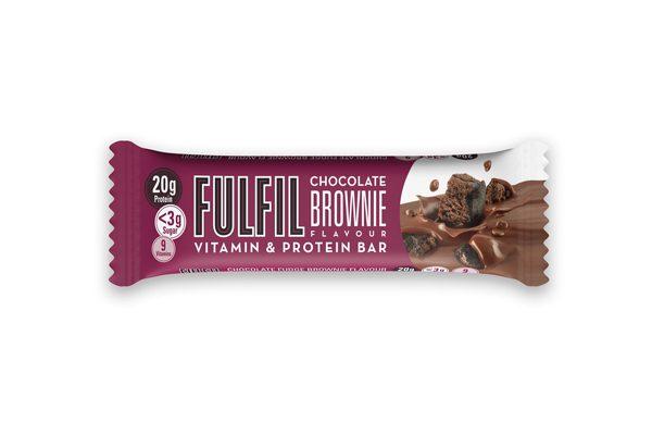 Fulfil adds Chocolate Brownie variant