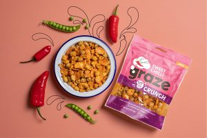 graze extends crunch range