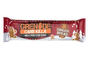 Grenade brings back festive gingerbread bar