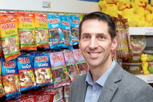 Haribo UK & Ireland appoints new managing director