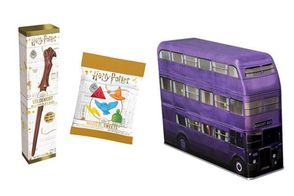 Jelly Belly extends Harry Potter range