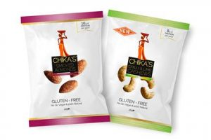 Chika's Snacks launches chilli and lime cashews