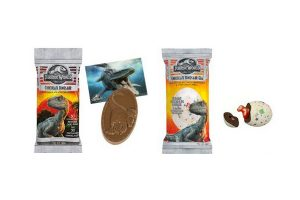 Jelly Belly Jurassic World collection