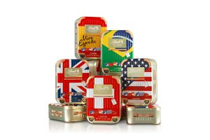 Travel the world with Lindt & Sprüngli Travel Retail