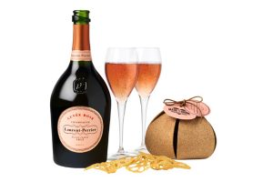 Laurent-Perrier and Made For Drink collaborate to launch Lotus Root Crisps