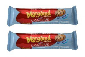 Sugar-free Maryland cookies from Burton's
