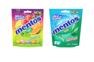 Mentos launches media campaign