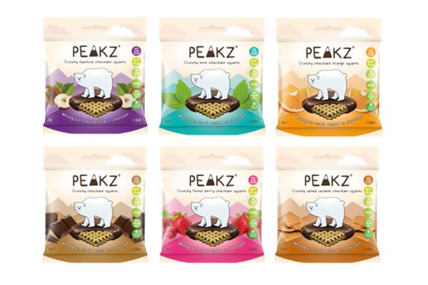 Peakz unveil new flavours, new recipe and new branding