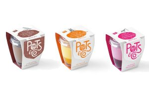 Pots & Co low-calorie puddings