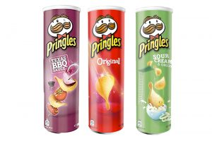 Pringles incentivise shoppers to buy multiple cans