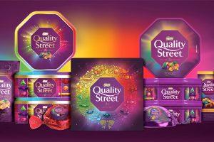 Quality Street gets a revamp