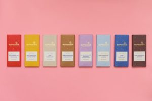 Moonstruck Chocolate announces new chocolate bar collaborations