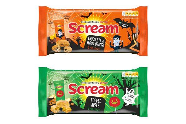 Soreen brings back Halloween range
