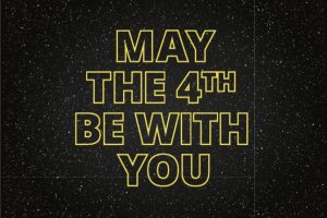 May the confectionery 4th be with you