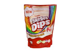Skittles introduce yogurt dipped variety