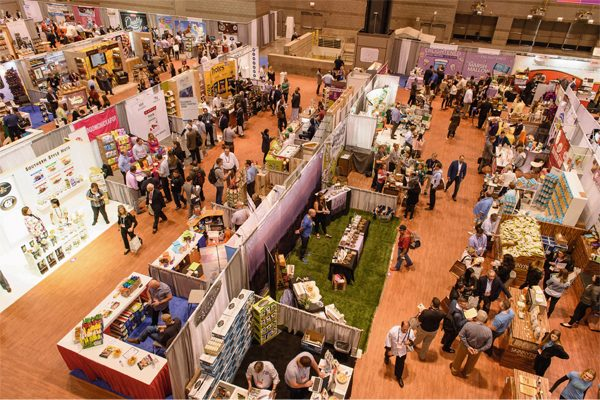 Sweets and Snacks Expo serves up some real treats