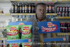 Walkers debuts 'Choose or Lose!' TV advert