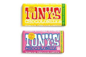Tony's Chocolonely launches two new flavours