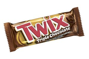 Twix Triple Chocolate bars from Mars Confectionery