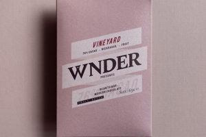 New UK brand launches Wnder chocolate bars