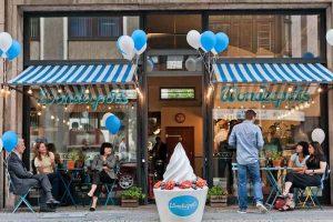 Germany's feel for dessert