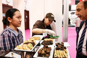 The season of major international trade shows begins